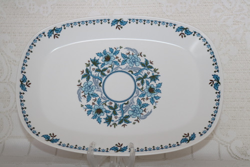 Noritake Blue Moon Oval Serving Platter