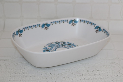 Noritake Blue Moon Oval Vegetable Serving Bowl