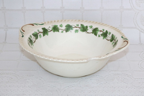 Harker Ivy Round Covered Vegetable Serving Bowl