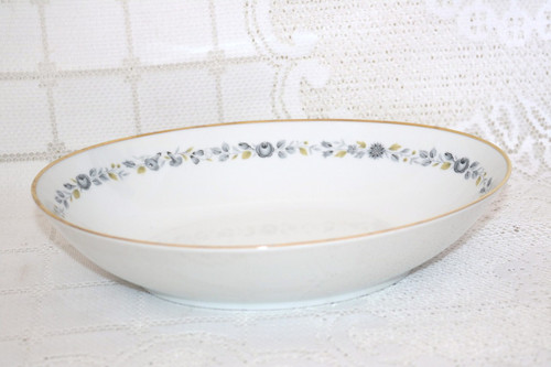 Hutschenreuther Celeste Oval Vegetable Serving Bowl
