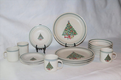 EHI Yuletide 16 Piece Boxed Set
