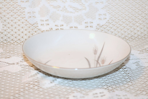 Fine China of Japan Platinum Wheat Berry Bowl