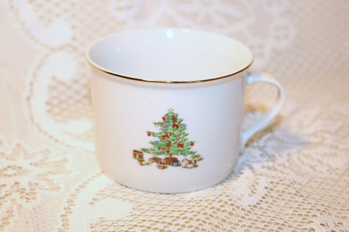 Tienshan Holiday Hostess Coffee Cup