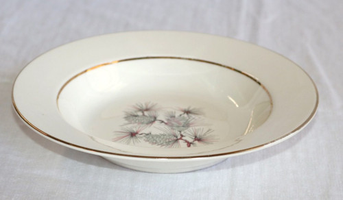 Cunningham & Pickett Princess Soup Bowl