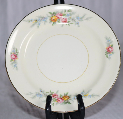Homer Laughlin Co Ferndale Bread & Butter Plate