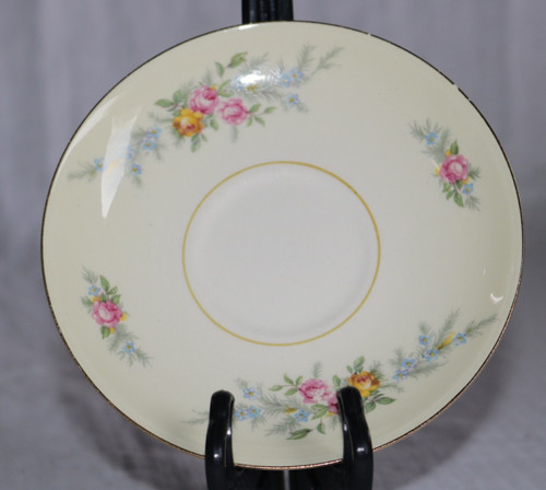 Homer Laughlin Co Ferndale Saucer