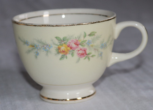 Homer Laughlin Co Ferndale Coffee Cup