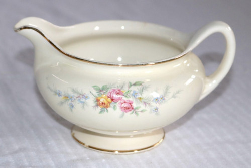 Homer Laughlin Co Ferndale Creamer