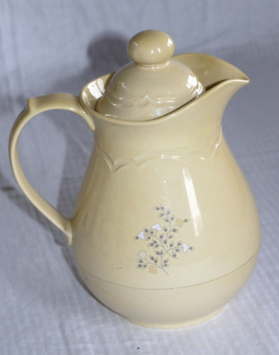 Pfaltzgraff Remembrance Covered Pitcher Carafe