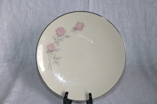 Aristo Craft China Champagne Rose Salad Plate