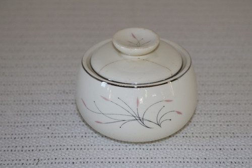 Homer Laughlin Co Capri Sugar Bowl with Lid