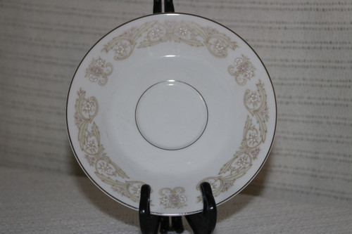 Diamond China Regal Saucer