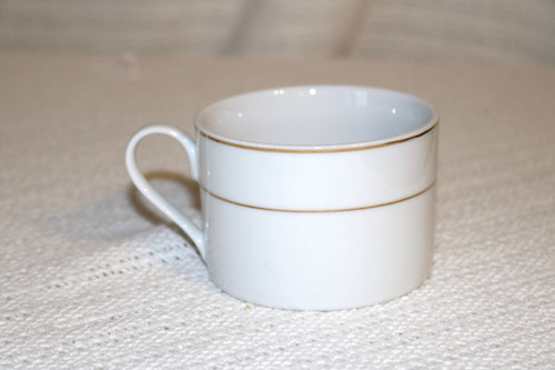 Signature Housewares, Inc. Aspen Gold Coffee Cup