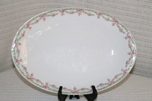 Adolf Persch Oval Serving Platter