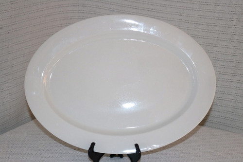 Unknown  Oval Serving Platter