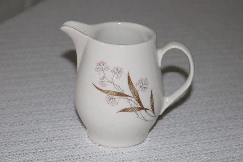 Syracuse China Windswept Creamer