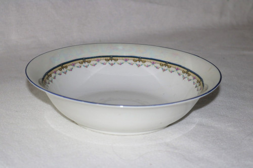 C Tielsch Round Vegetable Serving Bowl