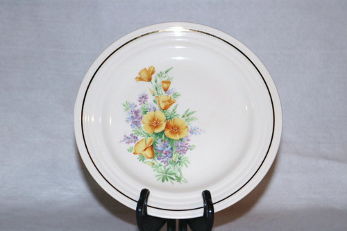 Universal Potteries, Inc. Salad Plate