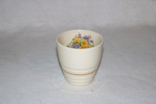 Universal Potteries, Inc. Custard Cup