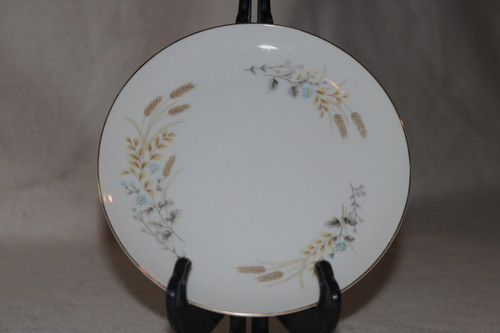 Fine China of Japan Autumn Wheat Bread & Butter Plate