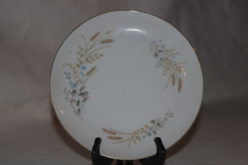 Fine China of Japan Autumn Wheat Salad Plate