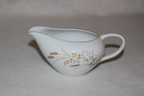 Fine China of Japan Autumn Wheat Creamer
