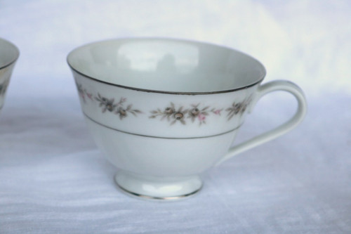Wyndham Fine China Wilton Coffee Cup