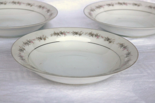 Wyndham Fine China Wilton Soup Bowl