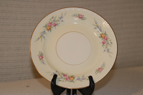 Homer Laughlin Co Cashmere Salad Plate