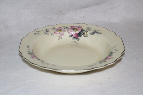 W.S. George Blossoms Soup Bowl