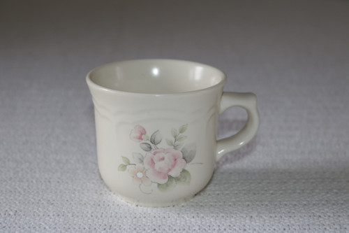 Pfaltzgraff Tea Rose Coffee Cup