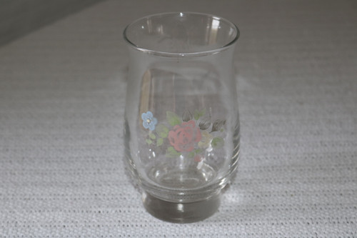 Pfaltzgraff Tea Rose Ice Tea Glass