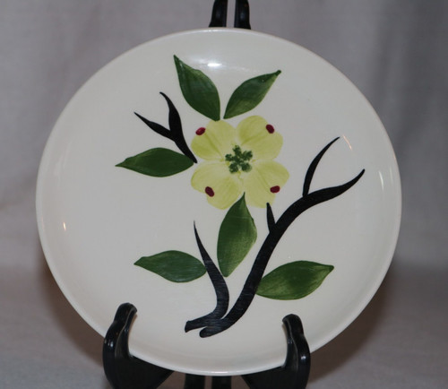 Joni China Dixie Dogwood Bread & Butter Plate