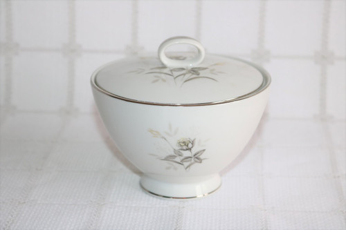 Trend China Rhapsody Sugar Bowl with Lid