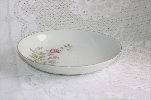 Summit Fine China Stem Rose Soup Bowl