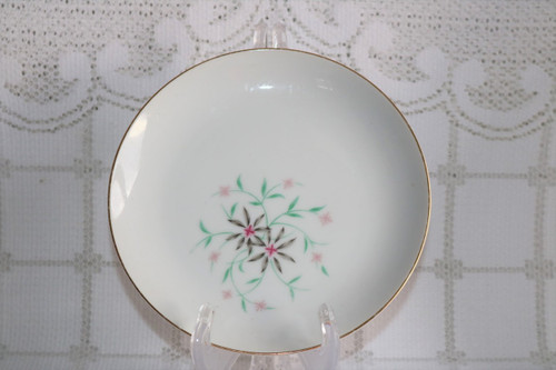 Contour China Startime Bread & Butter Plate