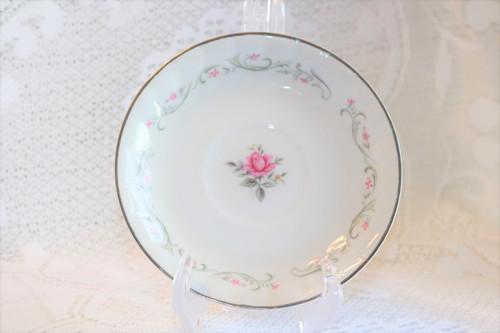 Fine China of Japan Royal Swirl Saucer