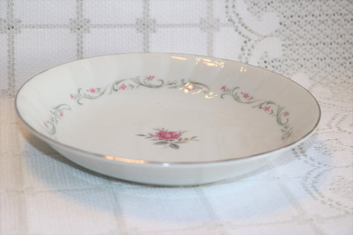 Fine China of Japan Royal Swirl Soup Bowl