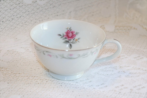 Fine China of Japan Royal Swirl Coffee Cup