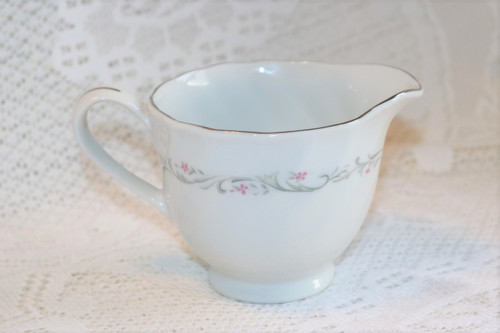 Fine China of Japan Royal Swirl Creamer