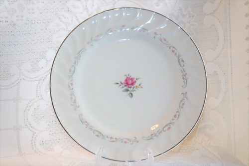 Fine China of Japan Royal Swirl Dinner Plate