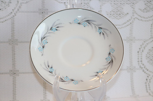 Johnson Brothers Snowhite Saucer