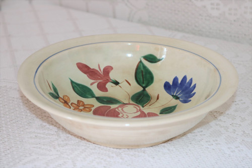 Red Wing Orleans Round Vegetable Serving Bowl