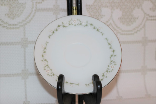 Sheffield Fine China Elegance Demitasse Saucer