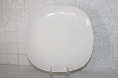 Metlox Shoreline White Dinner Plate