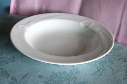 Mikasa Classic Flair White Soup Bowl