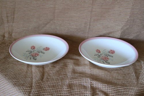 Cunningham & Pickett Dixie Rose Soup Bowl