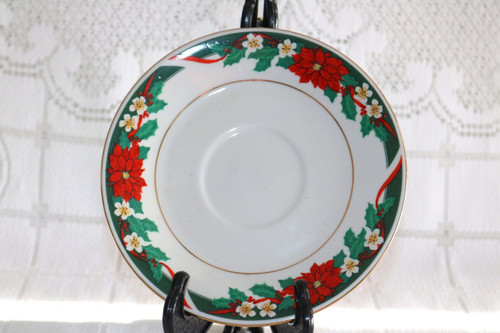 Tienshan Deck The Halls Saucer