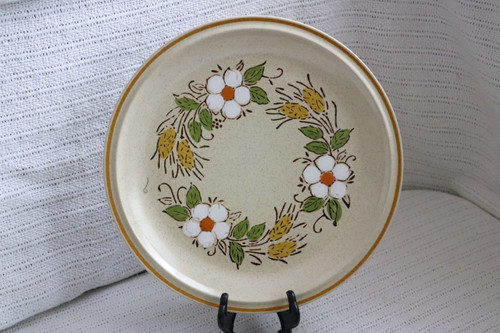 Hearthside Prairie Flowers Dinner Plate