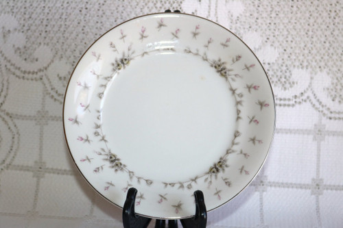 Nagoya Shokai Queen Anne Bread & Butter Plate